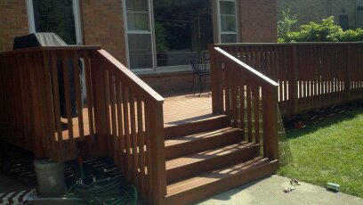 New Deck Installation Hinsdale, IL