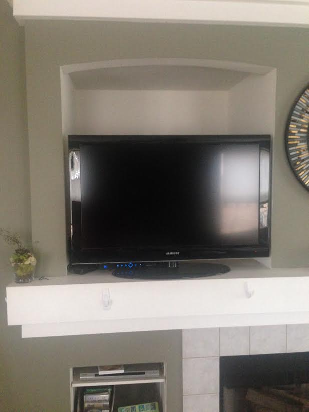 tv before