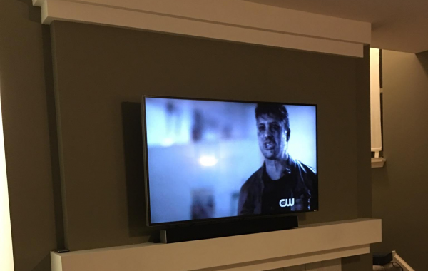 TV Installation on Wall