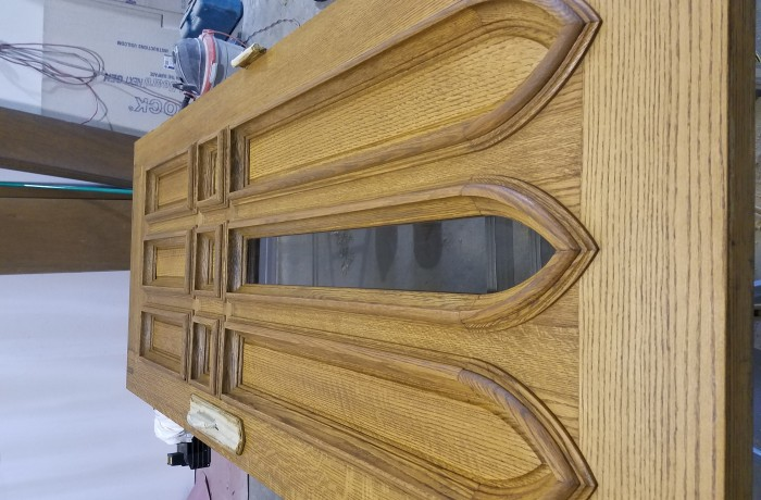 Door Refinishing Dekalb