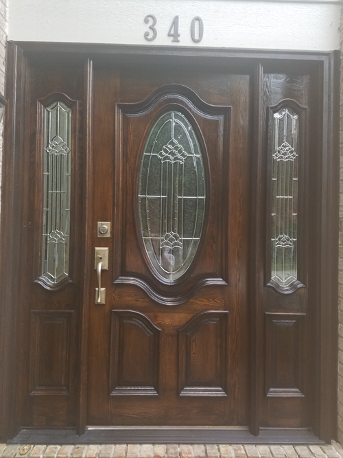 Door Refinishing Bloomington, IL