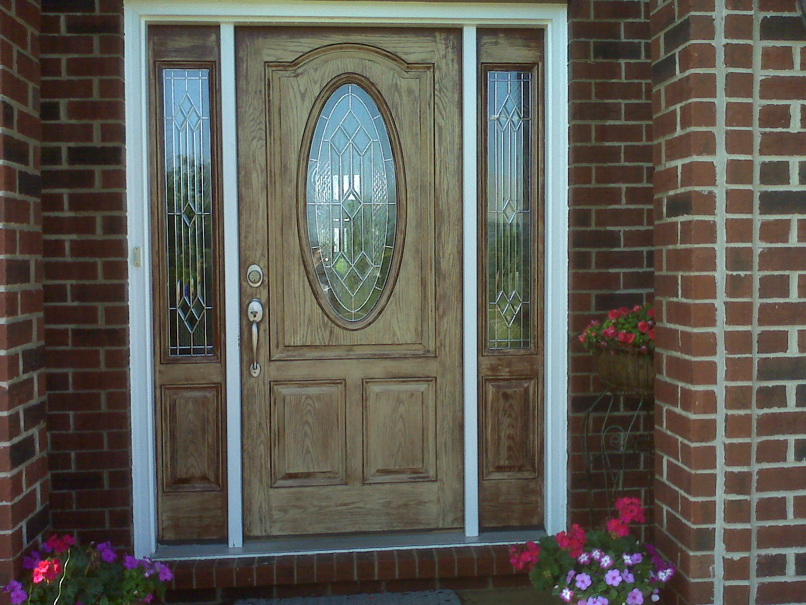 Door Painting Refinishing Amp Installation Front Doors
