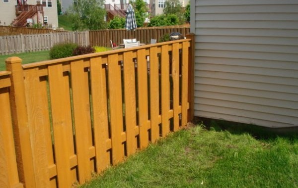 Fence Powerwashing/Staining Montgomery, IL