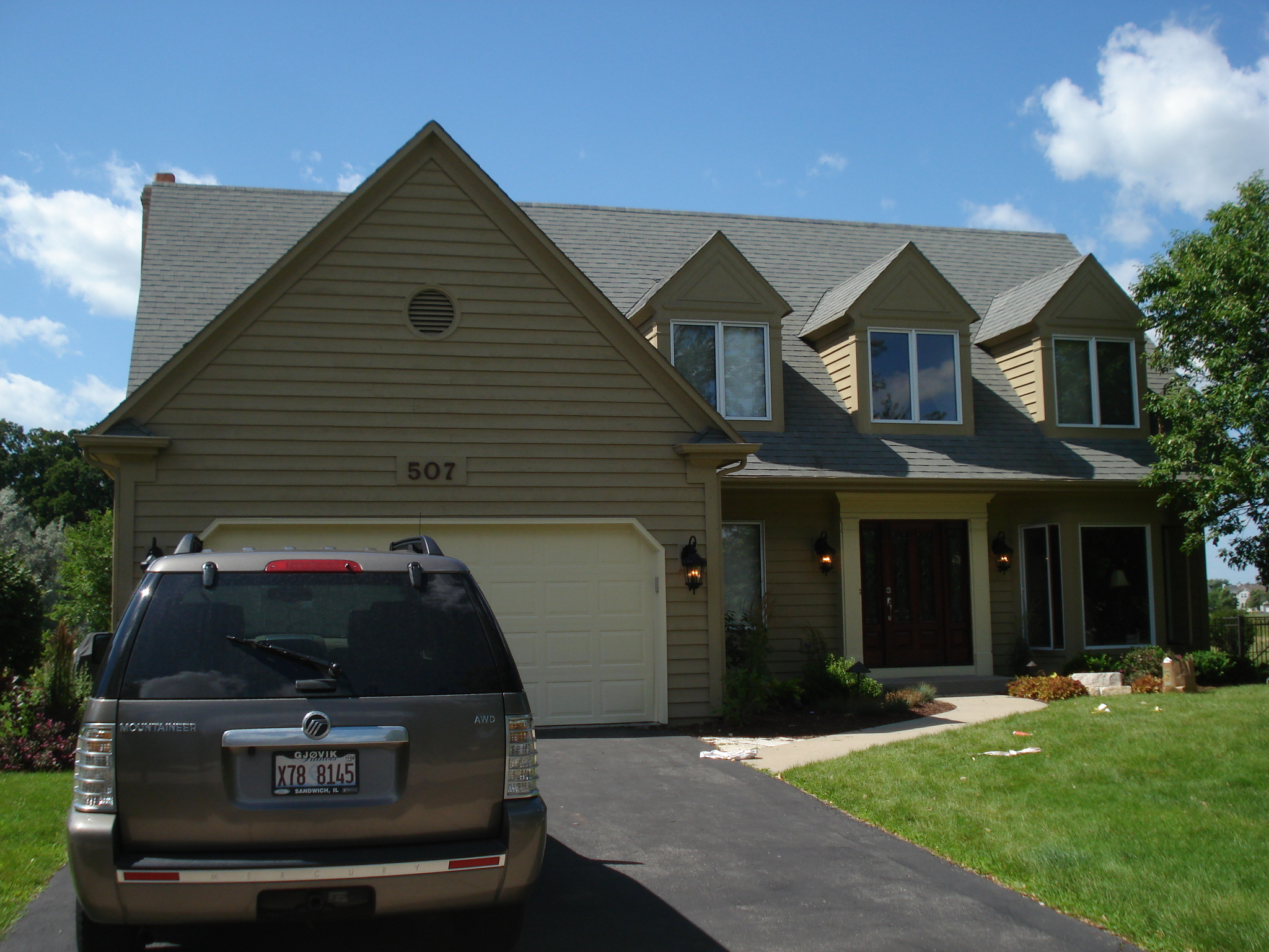 Exterior Home Painting Oswego Aurora Suburbsdrywall Repair - Exterior-home-painters