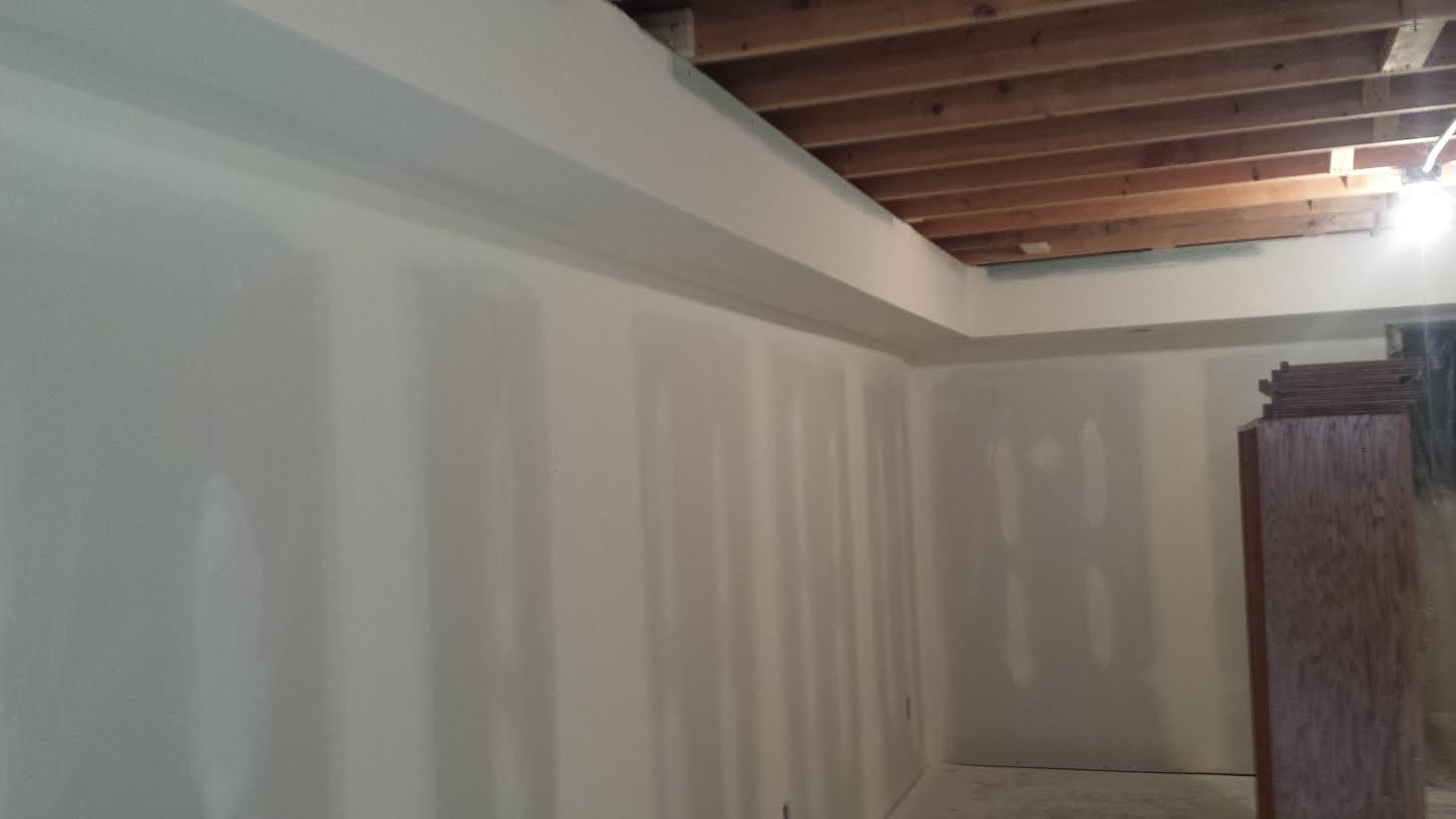 Drywall Amp Taping Basement Drywall Repair Painting