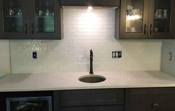 New Backsplash & Tile Work Yorkville