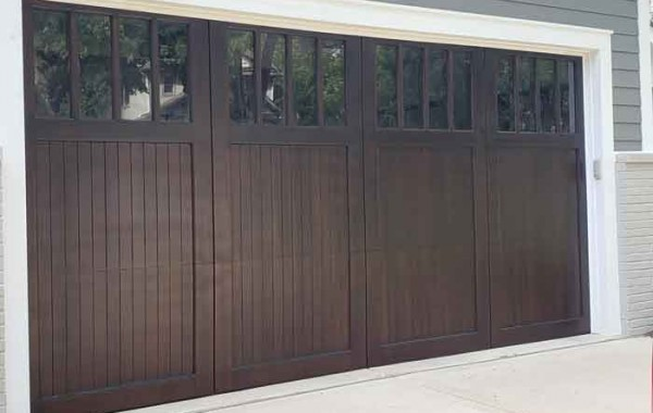 Refinish Garage Door