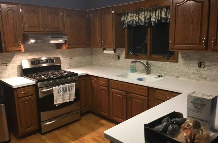 Naperville Backsplash