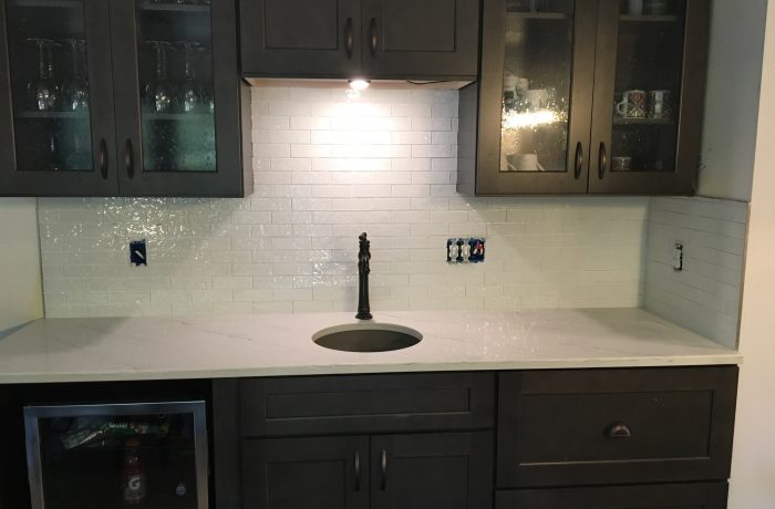 Yorkville Kitchen Backsplash