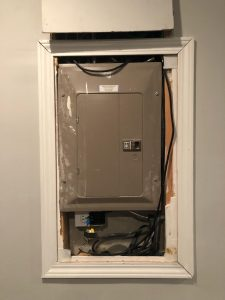 Fuse Box Clean Up Plainfield Drywall Repair Painting