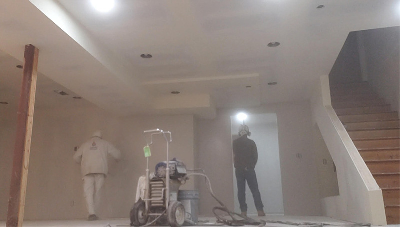 Warrenville Drywall Work & Painting